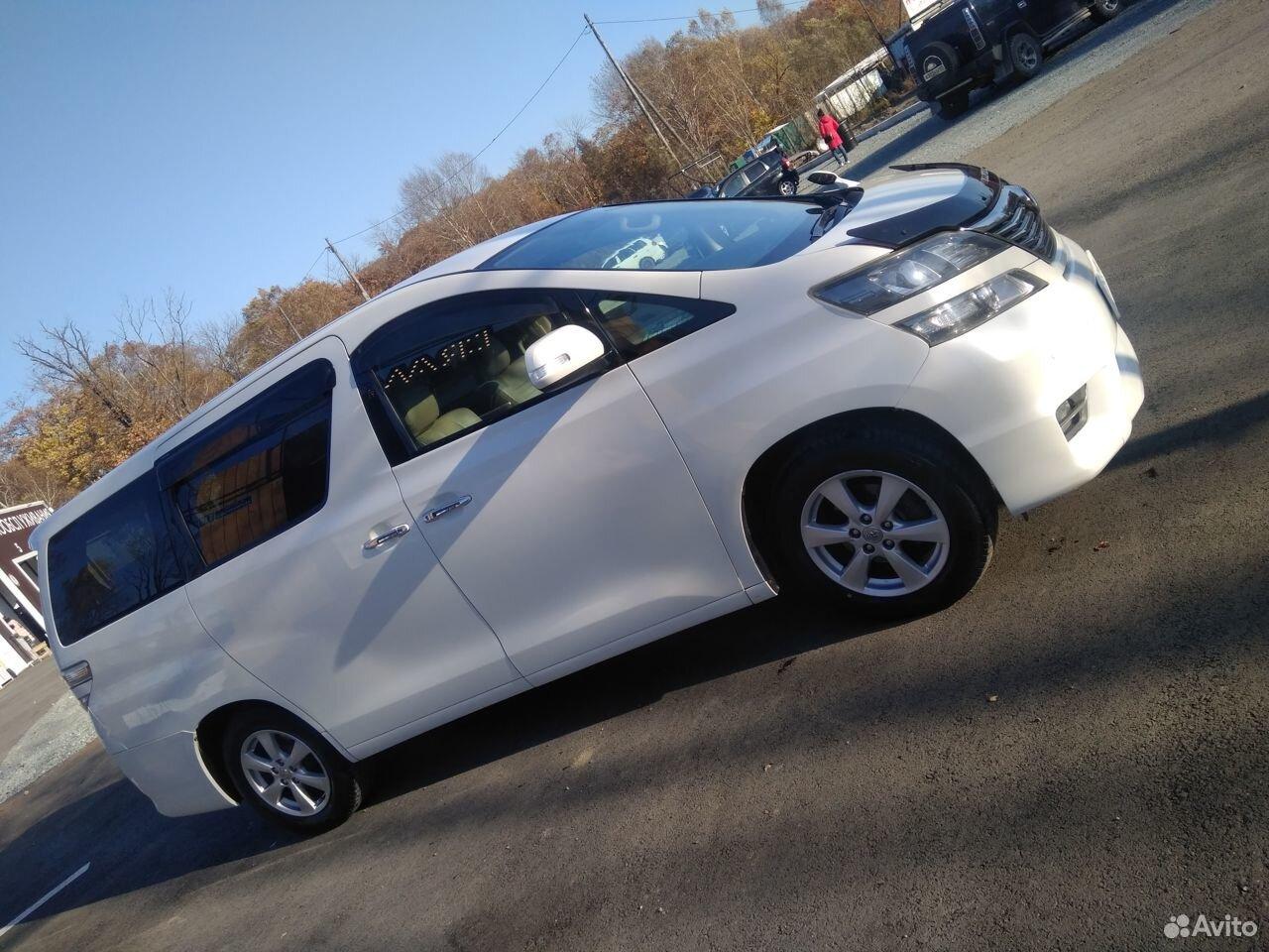 Toyota Vellfire, 2010  89662714035 buy 1