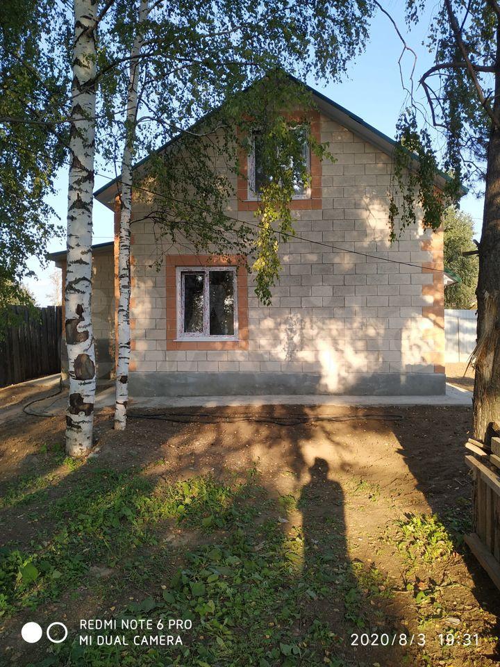 Дом 96.8 м² на участке 6 сот.  89627826259 купить 8