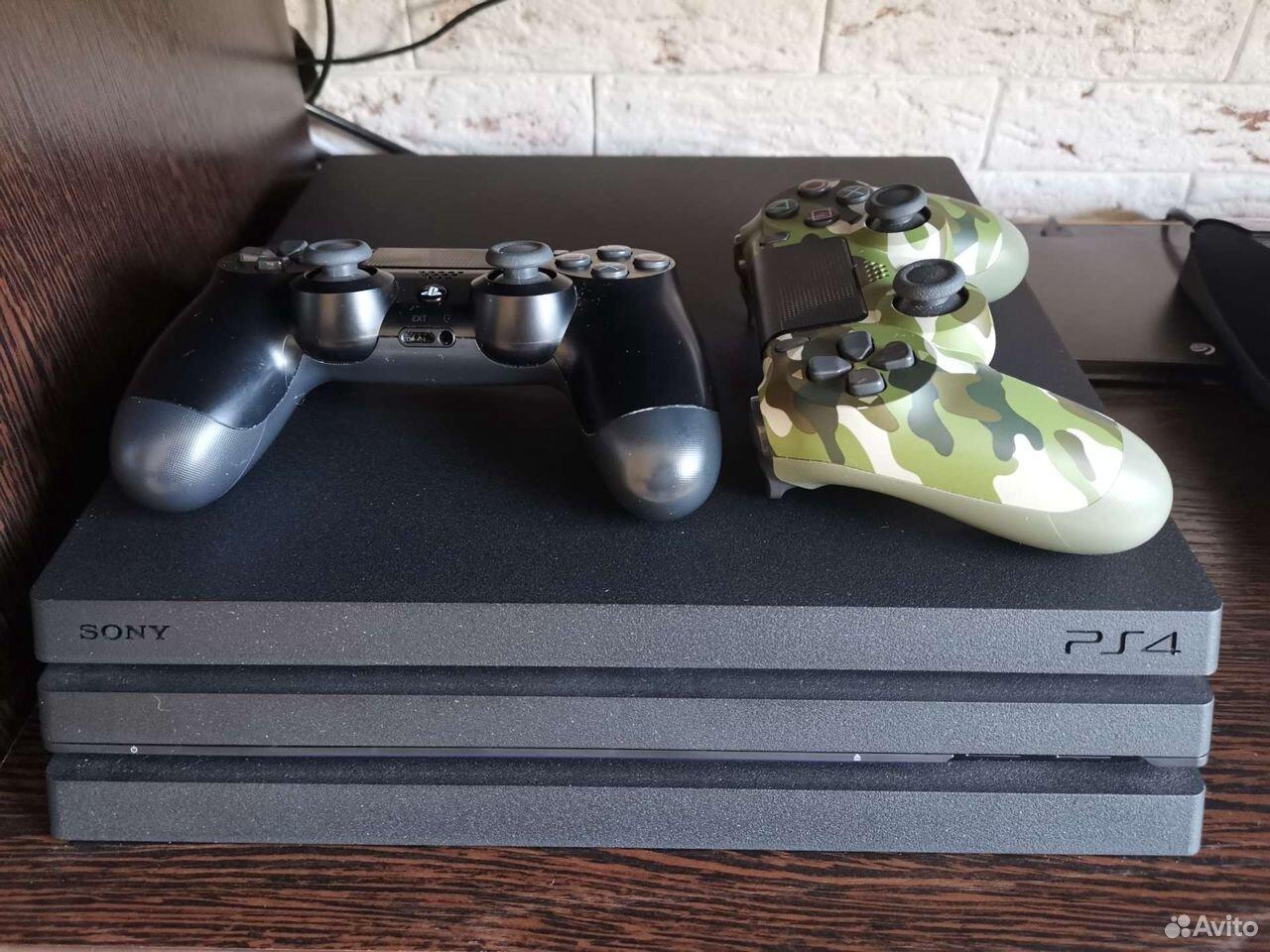 Sony PS4pro 1TB  89140346434 купить 3