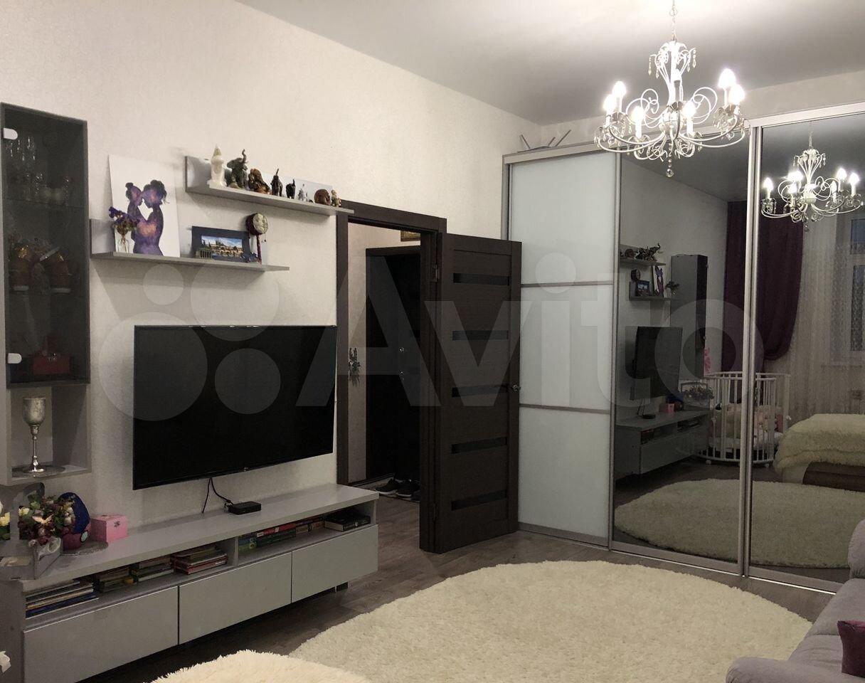 1-rums-lägenhet 42 m2, 1/4 FL.  89063940544 köp 3
