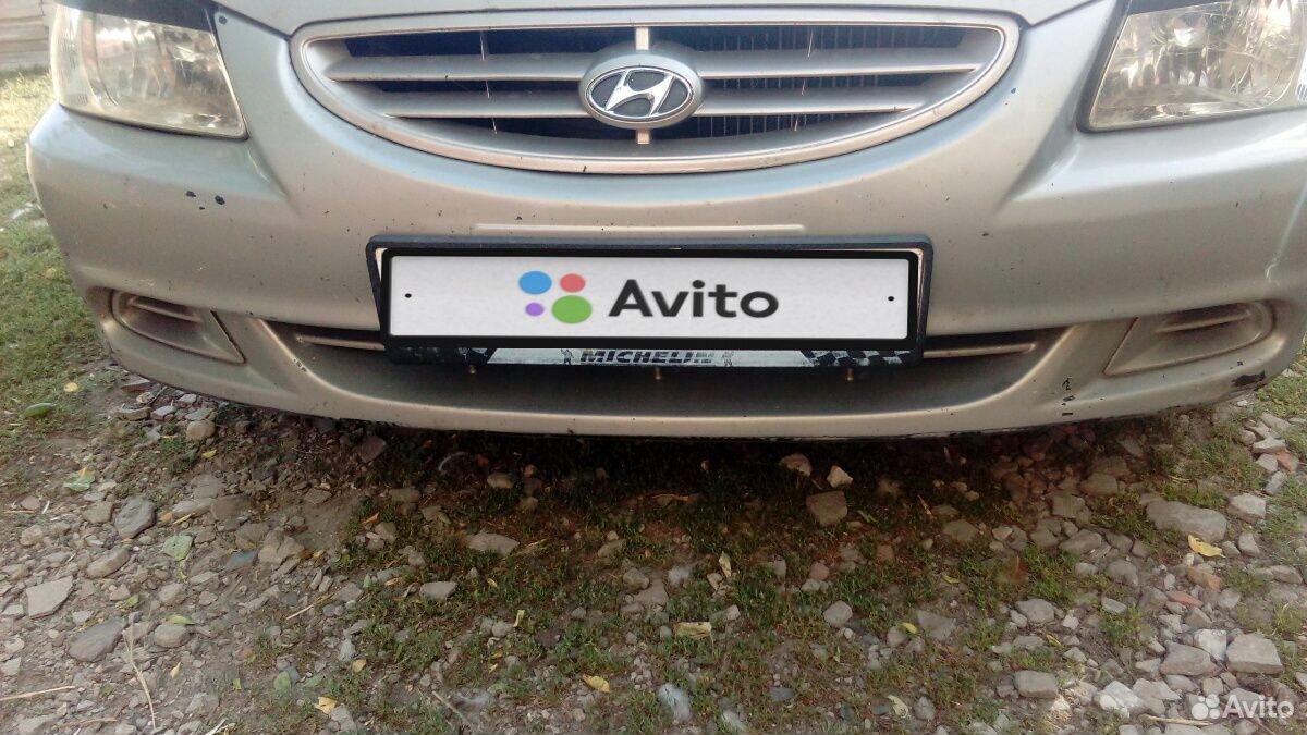 Hyundai Accent, 2008  89606367522 купить 1