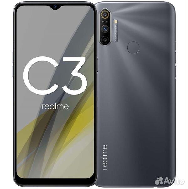 Новый Realme C3 обмен