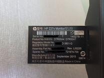 Монитор HP Z27x для профессионалов