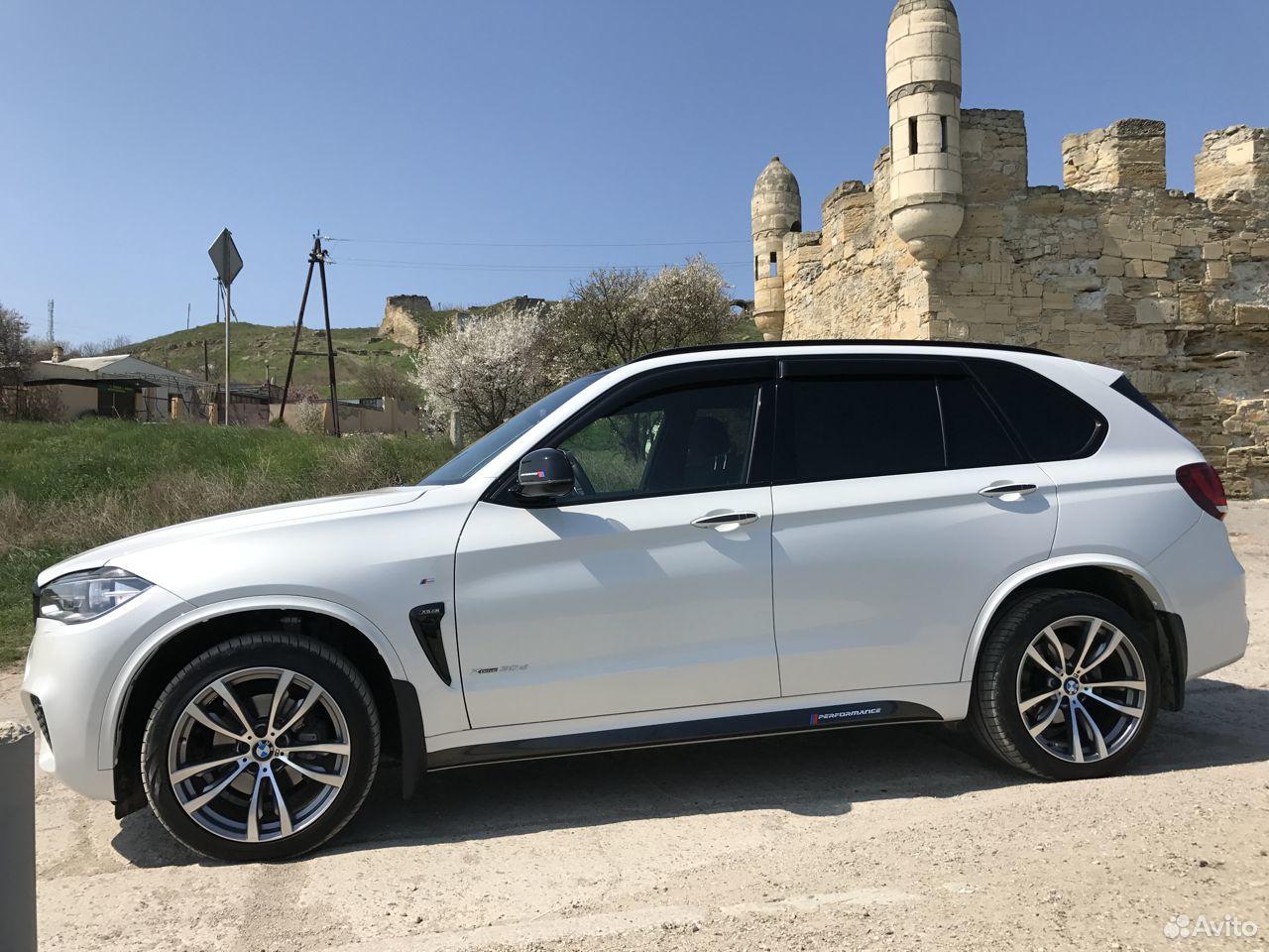 BMW X5, 2015  89343432585 купить 1