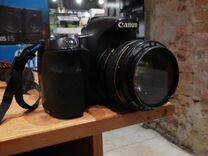 Цифровой фотоаппарат Canon Eos 60d (торг уместен)
