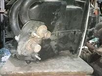 Корпус печки ваз 2109