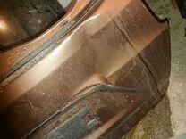 Крышка багажника на лада X - рей