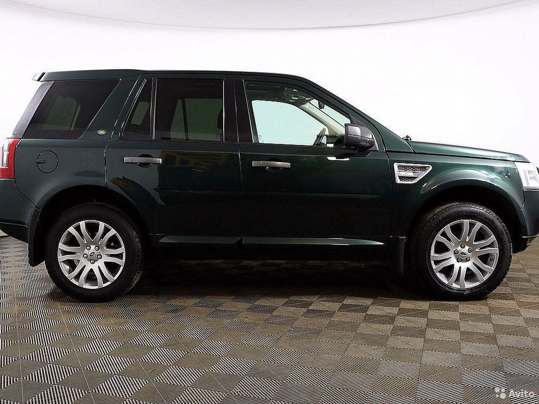 Land Rover Freelander, 2010  84954101966 купить 4