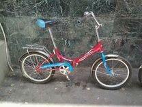 Продам складной велосипед